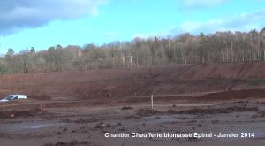 Chantier biomasse Epinal